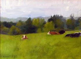 Stage Road Cows