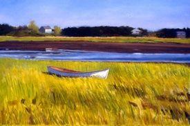 Wellfleet Canoe